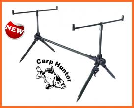 Carp Hunter Alpha Alumínium 2 Botos Rod Pod