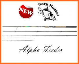 Carp Hunter IM6 Carbon Alpha 3,9m 50-100gr Feeder Bot