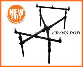 Carp Zoom Cross Rod Pod