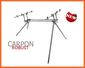 Carpon Sky Robust 3 Botos Ezüst Rod Pod