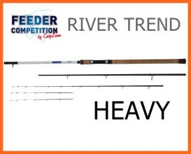 Competition River Trend Super Heavy 3,6m 160gr Feeder Bot