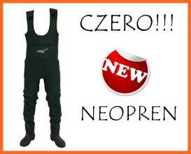 Czero Fishing Team Neopren Profi Horgász Mellescsizma 43-as