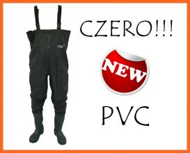 Czero Fishing Team Pvc Horgász Mellescsizma 43-as