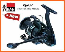 Dam Quick Fighter Pro Metal 30-as Feeder Orsó