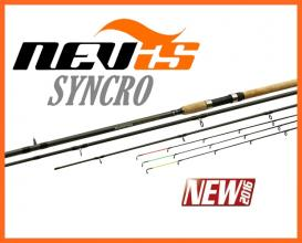 Nevis Syncro 3,6m Medium Method 50-100gr, Feeder Bot