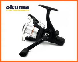 Okuma Atomic Amr 30-as Hátsófékes Orsó