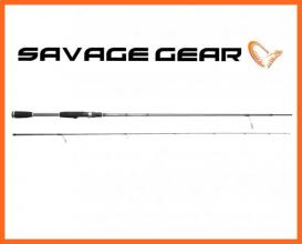 Savage Gear Finezze Drop Shot 226cm 2-12gr Pergető Botok