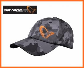 Savage Gear Black Cap Baseball Sapka