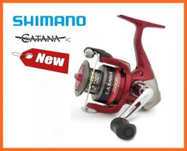 Shimano Catana FD 2500-as, Bolognai Orsó