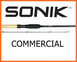 Sonik Commercial Waggler 3,3m B Akciós Match Horgászbot