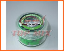 Top Mix Soft Floaters Betaine Green Lebegő Horgász Pelletek