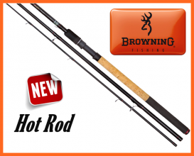 Browning Hot Rod 3,9m 120gr, Feeder Botok