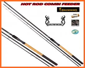 Browning Hot Rod Combi Light Feeder 3,3m 50gr, Feeder Bot
