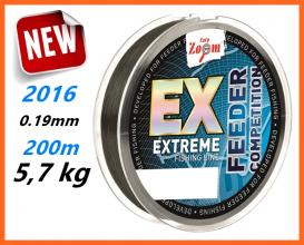 Competition Extreme 200m 0,19 mm CZ 1994, Feeder Zsinór