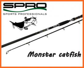 Spro Monster Catfish Pro 3,0 m 150-300 gr, Harcsázó Botok