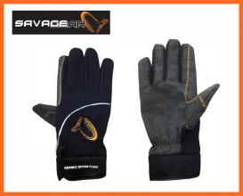 Savage Gear Winter Thermo Glove Téli Kesztyű M-es
