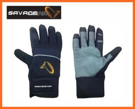 Savage Gear Winter Thermo Glove Téli Kesztyű L-es