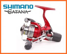 Shimano Catana RD 2500-as, Hátsófékes Orsó